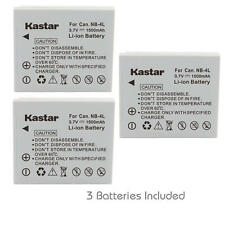 Kastar NB-4L Battery forCanon PowerShot SD960 IS,SD1000,SD1100 IS, SD1400 IS,TX1