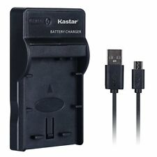 NB-4L Battery&Slim USB Charger for Canon PowerShot SD430 SD450 SD600 SD630 SD750