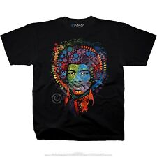 Liquid Blue HENDRIX GROOVE - T-Shirt - Black