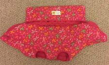 Shopping Cart Cover, Pink Butterfly, hardly used. EUC