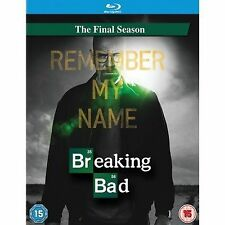 Breaking Bad -Final Season (Episodes 1-8)  (Blu-ray 2013, 2-Disc Set) Sealed