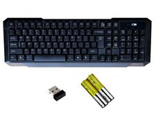 Bluetooth Keyboard for Smartphones or Tablets with Android 3.0 and above