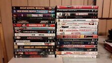 Lot of 29 dvds choose any title(S)