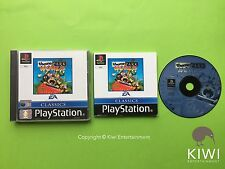 Theme Park World Playstation 1 PS1 PS2 PS3 PAL + Free UK Delivery