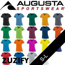 Augusta Sportswear Girls Solid Wicking Performance T-Shirt. 1791