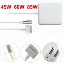 45W 60W 85W Magsafe2 T Magsafe1 L Tip Power Adapter Charger for Apple MacBook