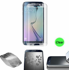 Full Cover Protector Curved HOT Galaxy S6/S7 Edge/Plus Clear TPU Screen Samsung