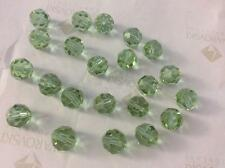 Swarovski #5000 Crystal Cantaloupe Faceted Round Beads 4mm 6mm 8mm