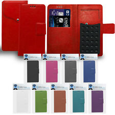 Suction BOOK PU Leather Wallet Case Cover for Samsung i8700 Omnia 7