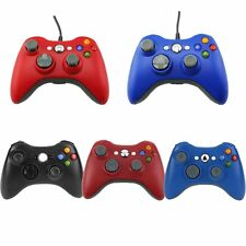 USB Wired/Wireless Gamepad Remote Controller For Microsoft Xbox 360 Console&PC K
