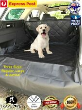Car Boot Cover Liner Protection Dog Pets Animals Vehicle Waterproof Quality