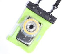Tteoobl Camera Waterproof Case Bag  For Nikon Canon Sony Samsung Swimming Diving