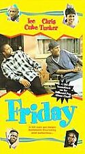 Friday [VHS] by Ice Cube, Chris Tucker, Nia Long, Tommy 'Tiny' Lister, John Wit