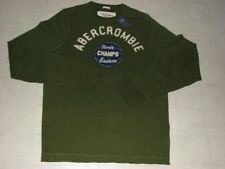 ABERCROMBIE & FITCH Muscle Long Sleeve Shirt for Men SZ S -  NWT