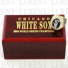 Year 2005 CHICAGO WHITE SOX World Series Championship Solid Ring 10-13Size