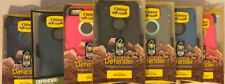 New OEM Otterbox Defender case with Holster for iPhone 6 Plus 6s Plus Pink Blue!