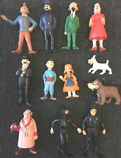 1973 ESSO Lake of Sharks TINTIN Figures - BUY INDIVIDUALLY Herge Figurine model