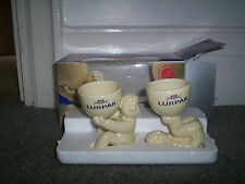 LURPAK EGG CUPS BOXED (WADE ??)
