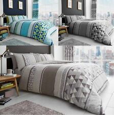 NEW Luxurious Quality MADISON Duvet / Quilt Cover & Pillowcases Bedding Set