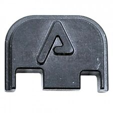Agency Arms Glock Backplate Slide Cover Aluminum w/ Embossed Logo fit All Models