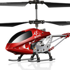 Syma 3.5Ch with Gyro S107W Remote Control LED Light RC Helicopter Aircraft UAV