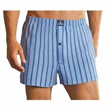 Mens Jockey 2 Pack Classic Woven Cotton Boxer Shorts Trunks Underwear