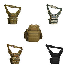 Molle Outdoor Military Tactical Pack Camping Hiking Trekking Shoulder Bag