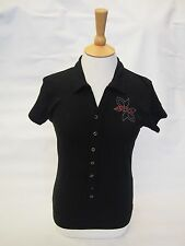 Oxbow Amich Ladies Polo - Black