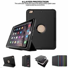 for NEW Apple iPad 9,7 Inch 2017 Smart COVER + SCREEN PROTECTOR Case Pouch