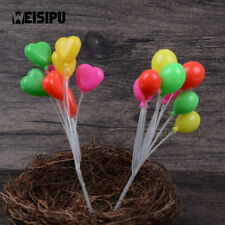 Balloon Series Birthday Theme Cupcake Toppers For Party Wedding Decoration Cake