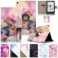 Magnetic Leather Card Case Stand Rotating Cover For Amazon Kindle Fire 7 HDX 7