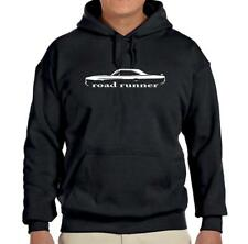 1970 Plymouth Road Runner Hardtop Design Hoodie Sweatshirt FREE SHIP