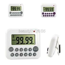 MagiDeal Digital Countdown Event Timer LCD Cooking Kitchen Alarm Timer Reminder