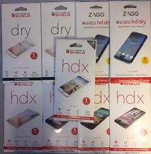 NEW Zagg Invisible Shield Full Body Screen Protector for iPhone/ Samsung/ HTC!