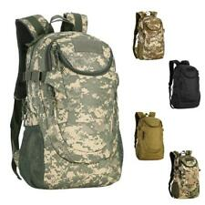 MagiDeal Molle Backpack Hiking Camping Travel Outdoor Rucksack School Bag