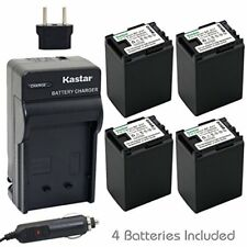 BP-827 Battery & Regular Charger for Canon VIXIA HF S21, HFS21, HF S200, HFS200