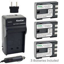 NB-2L Battery & Regular Charger for Canon IXIA HG10, HV20, HV30,HV40, HF R11