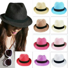 2016 Fashion Men Vintage Korean Cool Leisure Cap Summer Beach Sun Straw Hat 61