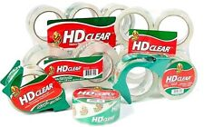 Duck Brand HD Clear High Performance Packaging Tape - USA FREE SHIPPING