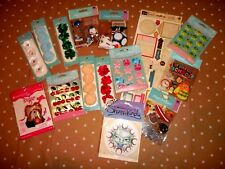 CRAFT SCRAPBOOK EMBELLISHMENTS Lots ** YOUR CHOICE Jolees Kelly Panacci More