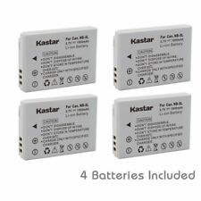 Kastar NB-5L Battery for Canon PowerShot SX200 IS, SX210 IS, SX220 IS, SX230 HS