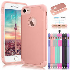 For Apple iPhone 6S 7 8 Plus Case Ultra Hybrid Shockproof Protective Hard Cover