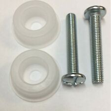 New Headboard Bolts Screws With Plastic Washers For Divan Beds/Headboard