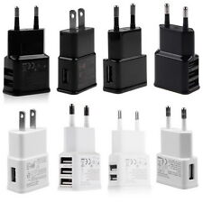 5V 2A 1/2/3-Port USB Wall Adapter Charger US/EU Plug For SamsungS5 S6 iPhone PRC