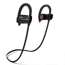 Waterproof Wireless Earphones HD Sound Earbuds With Mic For Gym Running Workout