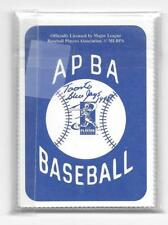 1998 APBA Baseball Extra Players Only Season (Team written back) * Pick Your Set