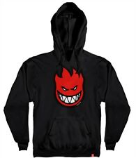 Spitfire - Bighead Fill Youth Hoodie Black/Red