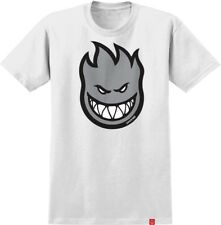 Spitfire - Bighead Fill Mens Tee White/Grey