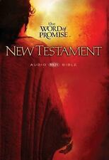 The Word of Promise New Testament NKJV Audio Bible 20 CDs + 1 Behind The Scenes