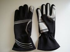 BLACK Kart Gloves, GO Kart Gloves, Karting Gloves, Kart Racing gloves Gloves